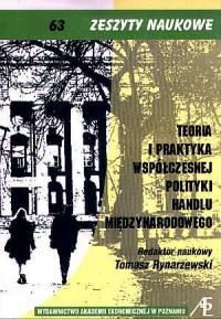 Teoria i praktyka współczesnej - okładka książki