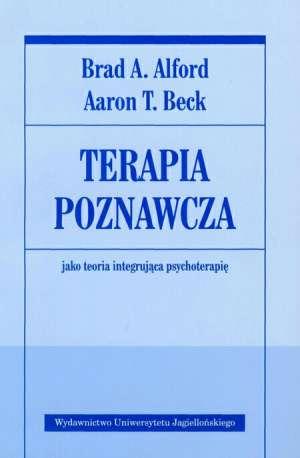Terapia poznawcza jako terapia - okładka książki