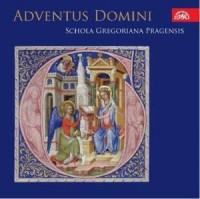 Adventus Domini. Czeska msza adwentowa z 15 i 16 wieku - okładka płyty