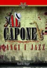 Al Capone - okładka książki