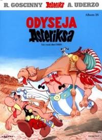 Asteriks. Album 26. Odyseja Asteriksa - okładka książki