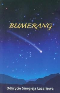 Bumerang. Odkrycie Siergieja Łazariewa - okładka książki
