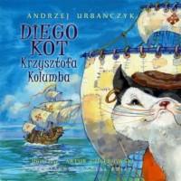 Diego. Kot Krzysztofa Kolumba - okładka książki
