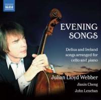 Evening Songs - okładka płyty
