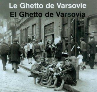 Getto Warszawskie (wersja fr.-hiszp.) - okładka książki