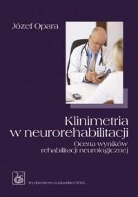 Klinimetria w neurorehabilitacji - okładka książki