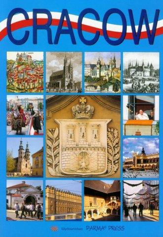 Kraków. Wersja angielska - okładka książki