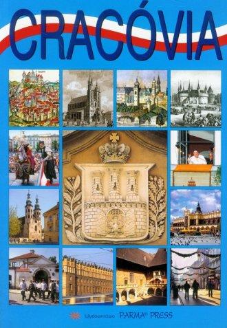 Kraków. Wersja portugalska - okładka książki