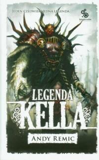 Legenda Kella. Tom 1. Kroniki Mechanicznych Wampirów - okładka książki