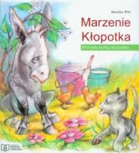 Marzenie Kłopotka - okładka książki