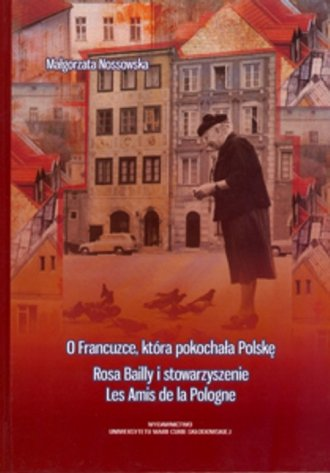 O Francuzce, która pokochała Polskę - okładka książki