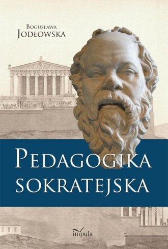 Pedagogika sokratejska - okładka książki