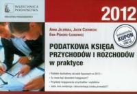Podatkowa księga przychodów i rozchodów w praktyce - okładka książki