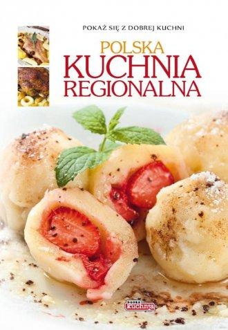 Polska kuchnia regionalna - okładka książki