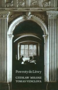 Powroty do Litwy - okładka książki