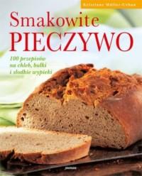 Smakowite pieczywo - okładka książki