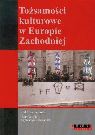 Tożsamości kulturowe w Europie - okładka książki
