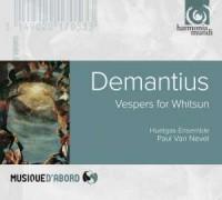 Vespers for Whitsun - okładka płyty