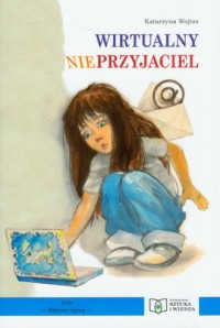 Wirtualny nieprzyjaciel - okładka książki