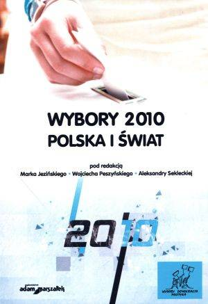 Wybory 2010. Polska i świat - okładka książki