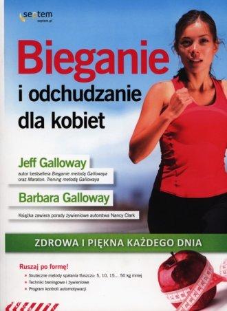 Bieganie i odchudzanie dla kobiet. - okładka książki