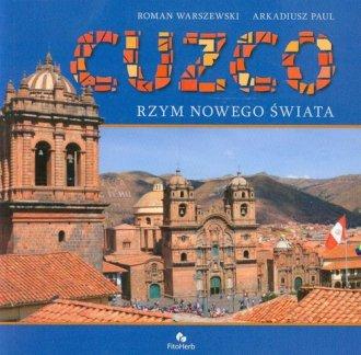 Cuzco. Rzym nowego świata - okładka książki