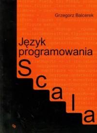 Język programowania Scala - okładka książki