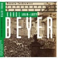 Karol Beyer 1818-1877 - okładka książki