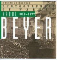 Karol Beyer 1818-1877 (wersja ang.) - okładka książki