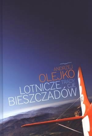 Lotnicze tradycje Bieszczadów - okładka książki