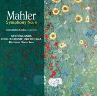Mahler: Symphony No. 4 (CD) - okładka płyty