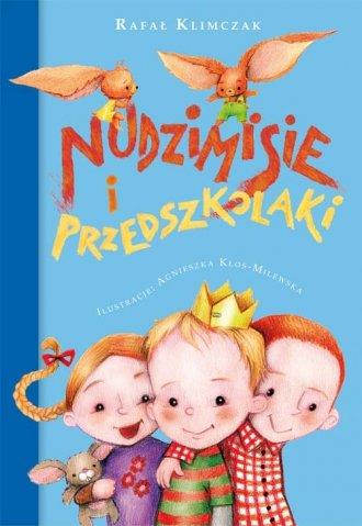Nudzimisie i przedszkolaki - okładka książki