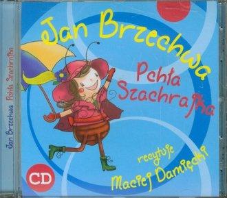 Pchła Szachrajka (CD) - pudełko audiobooku