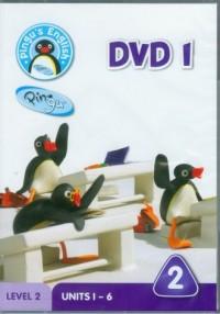 Pingus English 1. Level 2 - pudełko audiobooku