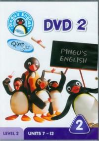 Pingus English 2. Level 2 - pudełko audiobooku
