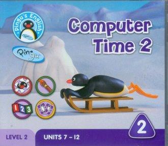Pingus English. Computer Time 2. - okładka podręcznika