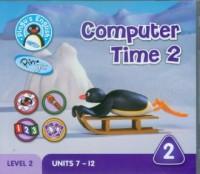 Pingus English. Computer Time 2. Level 2 - pudełko audiobooku
