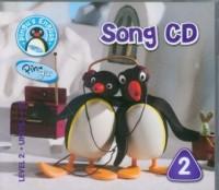 Pingus English. Song. Level 2 - pudełko audiobooku