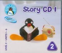Pingus English. Story 1. Level 2 - okładka podręcznika