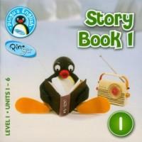 Pingus English. Story Book 1. Level 1 - okładka podręcznika