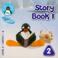 Pingus English. Story Book 1. Level 2 - okładka podręcznika