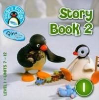 Pingus English. Story Book 2. Level 1 - okładka podręcznika