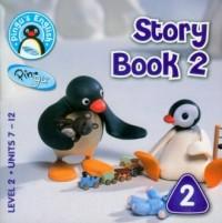 Pingus English. Story Book 2. Level 2 - okładka podręcznika