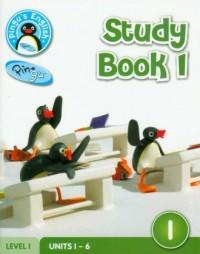Pingus English. Study Book 1. Level 1 - okładka podręcznika