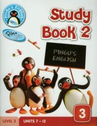 Pingus English. Study Book 2. Level 3 - okładka podręcznika