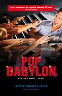 Pop Babylon - okładka książki