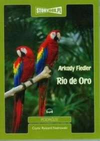 Rio de Oro - pudełko audiobooku