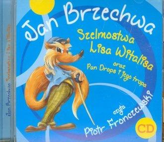 Szelmostwa Lisa Witalisa oraz Pan - pudełko audiobooku