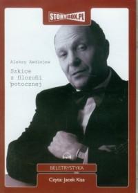 Szkice z filozofii potocznej - pudełko audiobooku