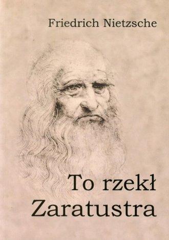To rzekł Zaratustra - okładka książki